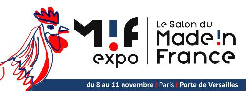 Salon Made In France du 8 au 11 novembre